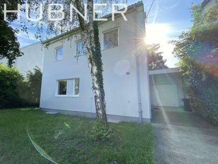 Sonniges Einfamilienhaus mit 431m² Garten in Speising!