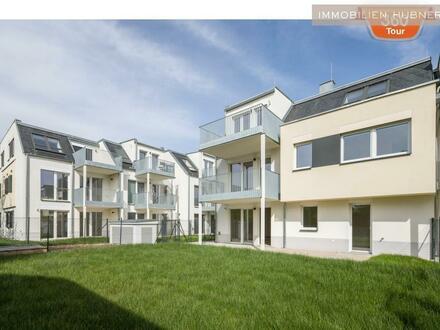 3D-TOUR! Sonnige Dachgeschosswohnung mit großem Balkon! ERSTBEZUG, PROVISIONSFREI !!!
