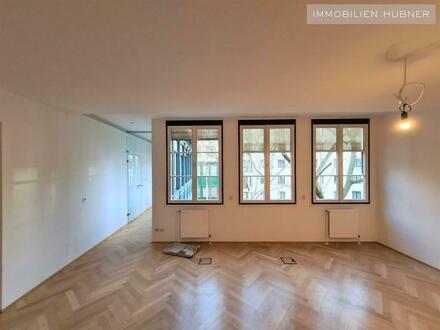 Modernes Altbau-Büro Nähe Wien Mitte - neu saniert (Nettomiete)