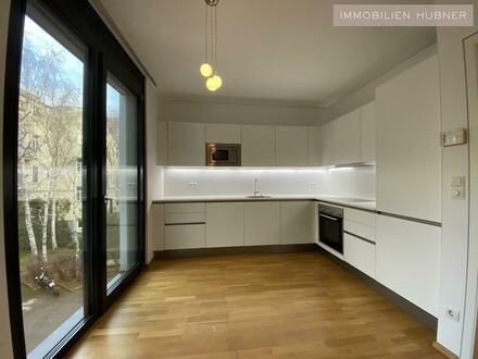 Designerwohnung mit *WOW*-Faktor und Balkon