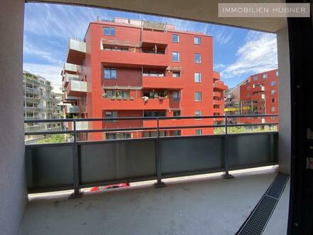 Möbliertes Apartment mit Loggia im Sonnwendviertel