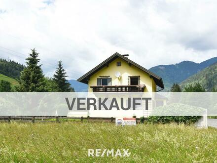 Verkauft! Einfamilienhaus in Bad Hofgastein