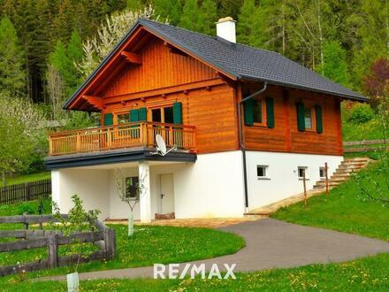 Einfamilienhaus/Ferienhaus in Traumlage zu mieten