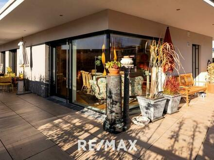 Neuwertiges Penthouse mit XXL Terrasse in Salzburg-Aigen