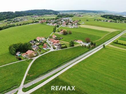 LandLeben - Einfamilienhaus inkl. Landwirtschaftlicher Fläche