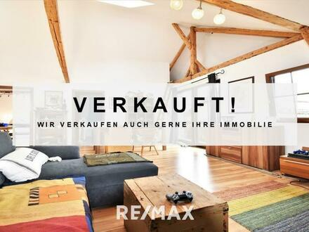 VERKAUFT - Großzügige Dachgeschoßwohnung mit viel Potential