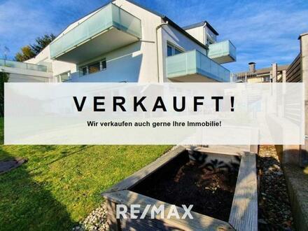 ERFOLGREICH VERKAUFT - Exklusive Gartenwohnung mit Panoramaterrasse in Seekirchen