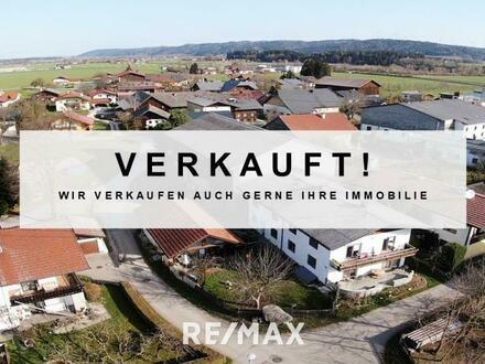 VERKAUFT - Wohnhaus inkl. Nebengebäude auf großem Grundstück
