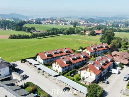 Top in Form - Großzügige 3 Zimmer Dachgeschoß Wohnung