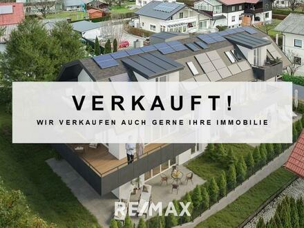 VERKAUFT - Exklusive 3 Zimmer Terrassenwohnung im grünen Wals - Top 4