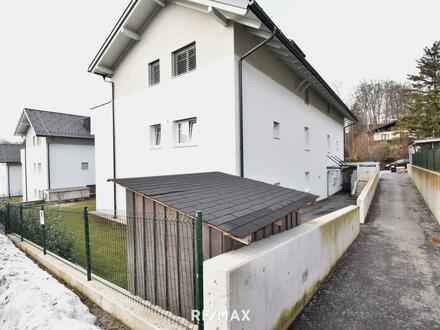 BuchenStraße - Neuwertige 3 Zimmer Wohnung inkl. TG in Elixhausen