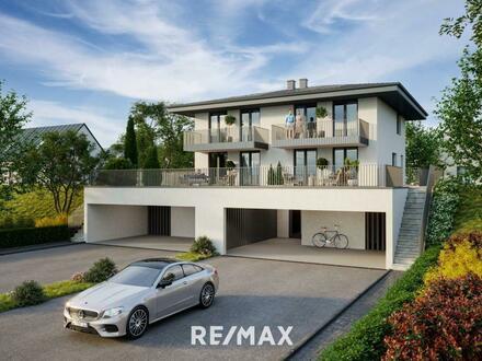 See.leben 1 - Exklusive Doppelhaushälfte am wunderschönen Mattsee