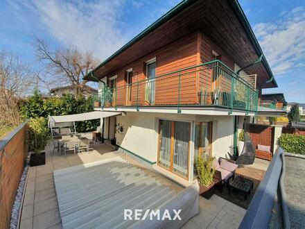 Traumhafte Doppelhaushälfte mit Pool in Leopoldskron/Gneis