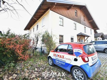 ERFOLGREICH VERKAUFT - 4 Zi. Gartenwohnung mit Sanierungsbedarf in Henndorf