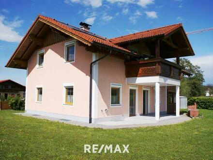 Exklusive 2.Zi.-Wohnung mit ca. 695m² Garten in Lamprechtshausen