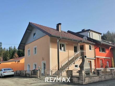 Gemütliches Wohnhaus mit zwei Wohneinheiten