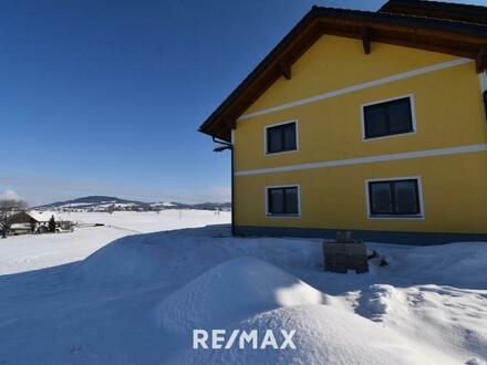 NeuBau am Land - 3 Zi.- Wohnung in Seenähe - Top 2