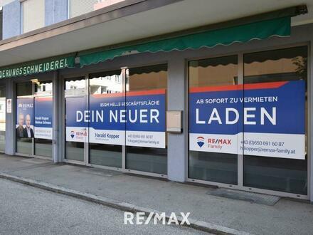 Nettes kleines, frequentiertes Geschäftslokal in Salzburg Stadt!