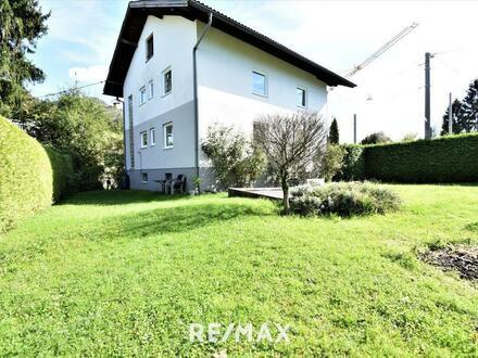 Charmantes Mehrfamilienhaus mit schönem Grundstück in Salzburg Gnigl