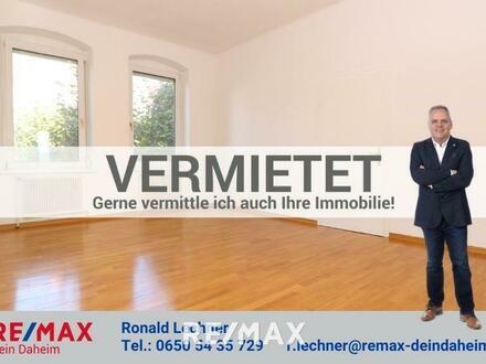 Angenehm geschnittene Mietwohnung in Welser Stadtvilla