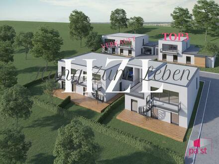 Baufortschritt! Einfamilienhaus in St. Oswald / Freistadt - TOP 3 # PROVISIONSFREI