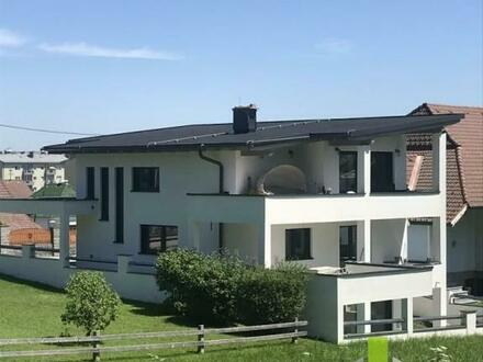 Modernes Haus in Seenähe - Geringfügige Fertigstellungsarbeiten erforderlich!