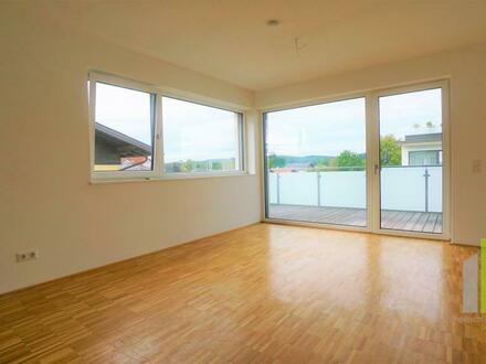 4 Zimmerwohnung mit 2 Balkonen und Carportplatz