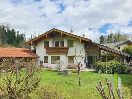 Hallein/Dürrnberg: Gepflegtes Einfamilienhaus