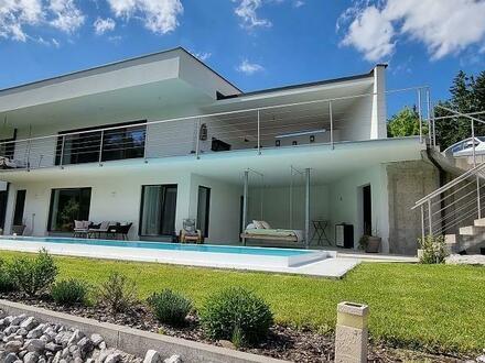 Architekten Villa mit Seeblick !!