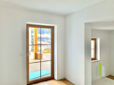 SCHLADMING- 3 Zimmer- 2 Bäder, XXL-TERRASSE und Balkon