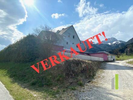 Grundstück mit sanierungsbedürftigem Haus in 8950 Stainach-Pürgg (in der Nähe des zuküftigen Krankenhauses)
