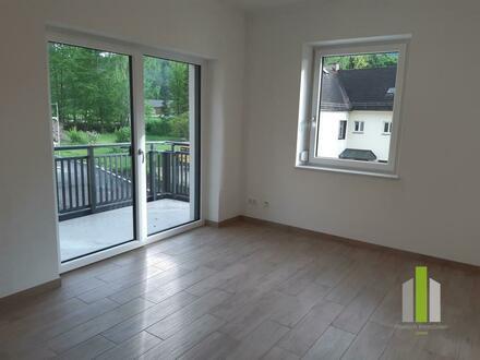 Fantastisch helle 1 Zi-Wohnung mit Bergblick