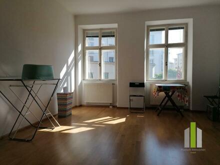 Andräviertel: Charmante 3-Zimmer-Altbau-Whg