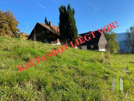 AUFGEPASST!!!Anwesen mit ca.4.000m² landwirtschftliche Grundfläche in besonderer Einzellage