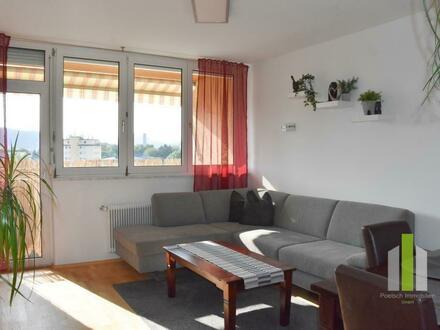 Traumhafte 3 Zimmer Wohnung mit einzigartigen Ausblick