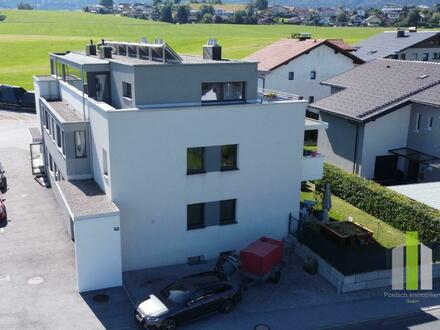 Neuwertige 3Zi.-Wohnung mit Balkon