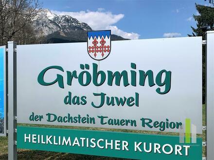 NEU - GRÖBMING - mit MÖGlICHKEIT ZUR TOURISTISCHEN VERMIETUNG