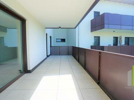 Neubau-Erstbezug 3 Zimmerwohnung mit großer Terrasse