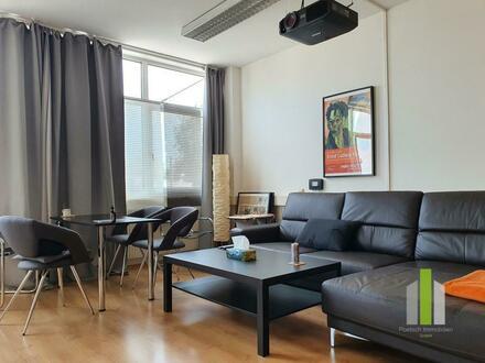 Liefering: Büro mit bester Anbindung und TG-Platz!