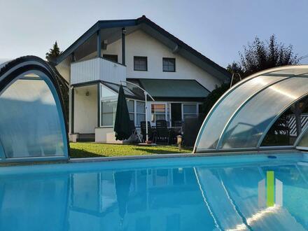 Romantisches Haus mit XXL-Garten in Top-Lage von Freilassing