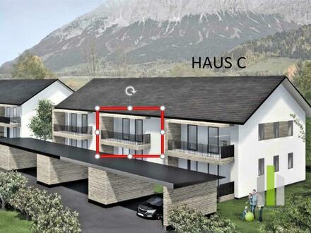 Neubau in Öblarn! - 2Zi-Wohnung mit Balkon zum Bestpreis!