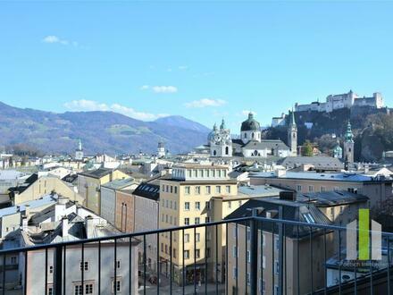 Luxus Altstadtwohnung mit Panoramaterrasse!
