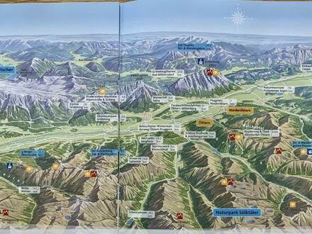 Zweitwohnsitz in einer der schönsten Ski- und Wander-Regionen der Steiermark
