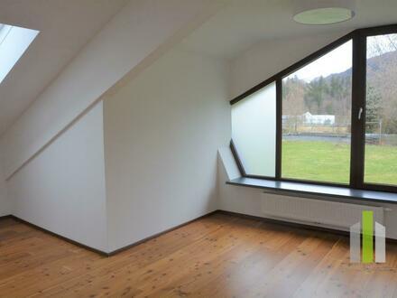 Schnäppchen in Bad Ischl: Neuwertige 146 m2 Wohnung mit XXL-Garten!