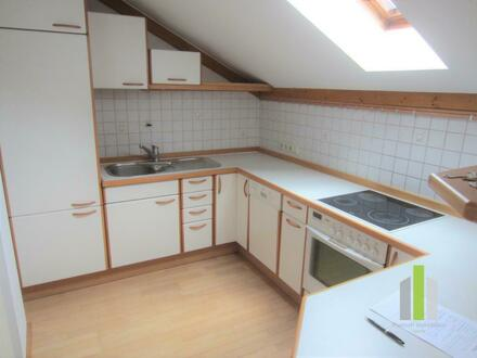 Schöne 2 Zi.-Mansarden-Wohnung mit Balkon-OÖ!!