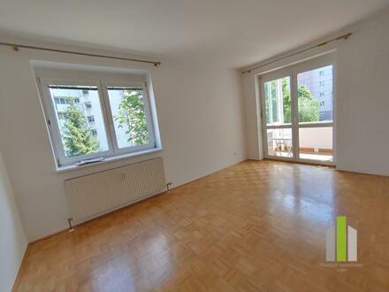 Wohnung mit Loggia und Garagenplatz