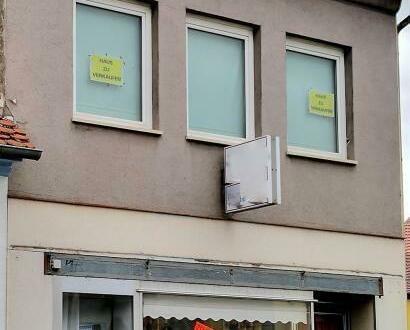 Preisreduziert!! 2 Häuser zum Wohnen & Arbeiten!