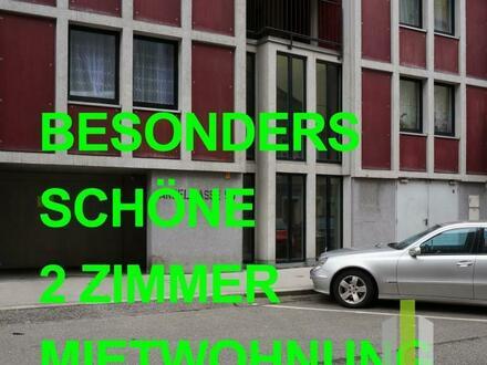 BESONDERS SCHÖNE HELLE 2-ZIMMER NEUBAU WOHNUNG IN RUHIGER LAGE NÄHE PALTRAMPLATZ