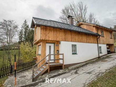 Open House am Samstag, 14. Dezember von 10 - 12 Uhr und von 13 - 15 Uhr! Wunderschön in Altaussee zu kaufen!