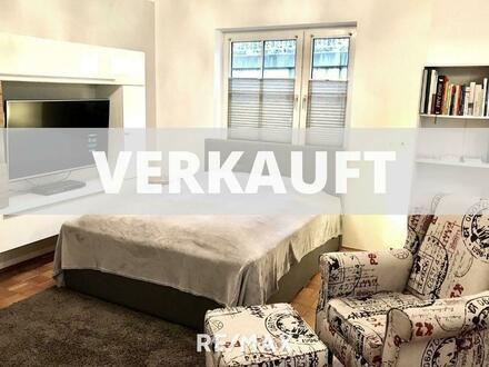 Schöne Klein-Wohnung mit PKW-Abstellplatz in zentrumsnaher Lage!